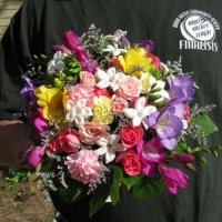 Bridal Wedding Bouquet