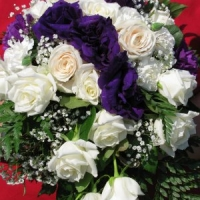 Brides Wedding Bouquet