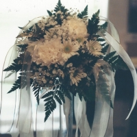 Bride's Toss Bouquet