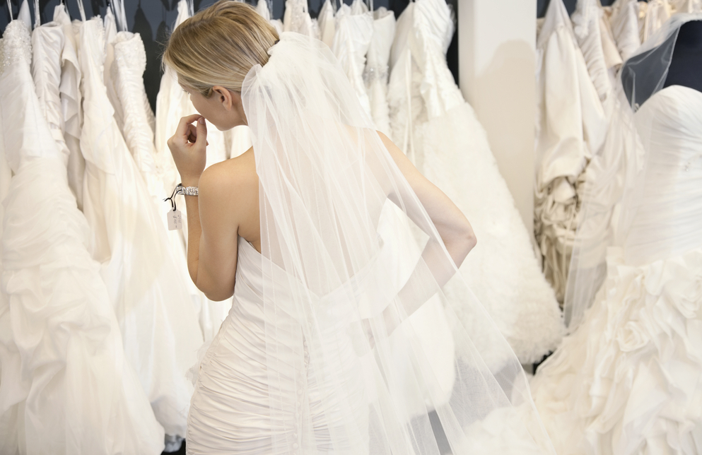 Make An Appointment At Christine's Bridal
