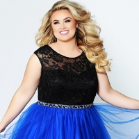 Prom 572 - Plus Sizes Only!