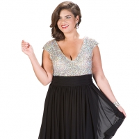 Prom 574 - Plus Sizes Only!