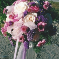 bridal.pinks.blossom&balloons