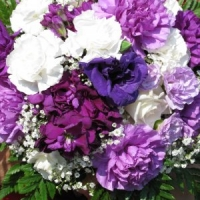 Brides Bouquet Wedding Flowers