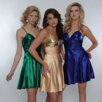 Short Prom Dress 11 • Christine's Bridal & Prom