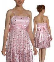 Short Prom Dress 63 • Christine's Bridal & Prom