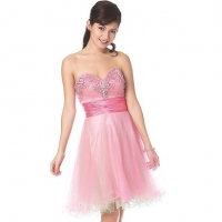Short Prom Dress 13 • Christine's Bridal & Prom