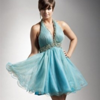 Short Prom Dress 14 • Christine's Bridal & Prom